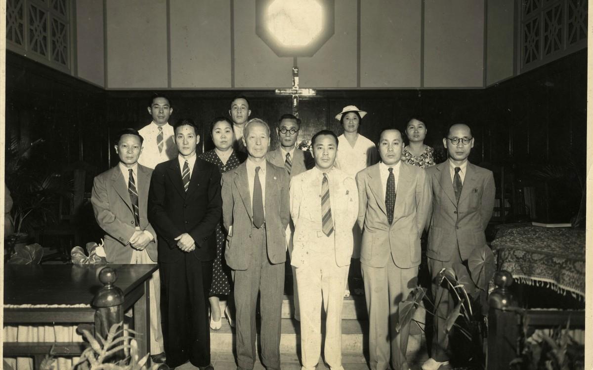 대한인동지회 한인교민 고문단, 한인선교 한인기독교협회 (1939년 10월 25일)<br />